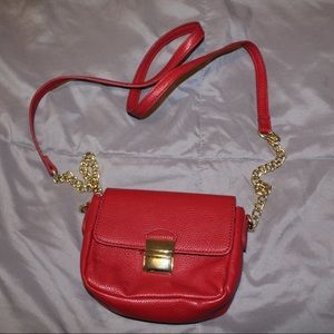 Forever 21 Red crossbody purse